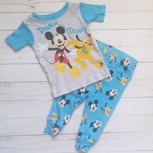 5/$20 ♡ Disney Baby Pajama Set